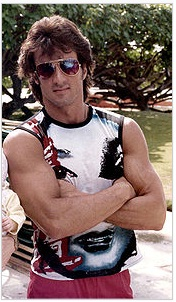 Stallone in 1983