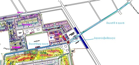 Running Race Map